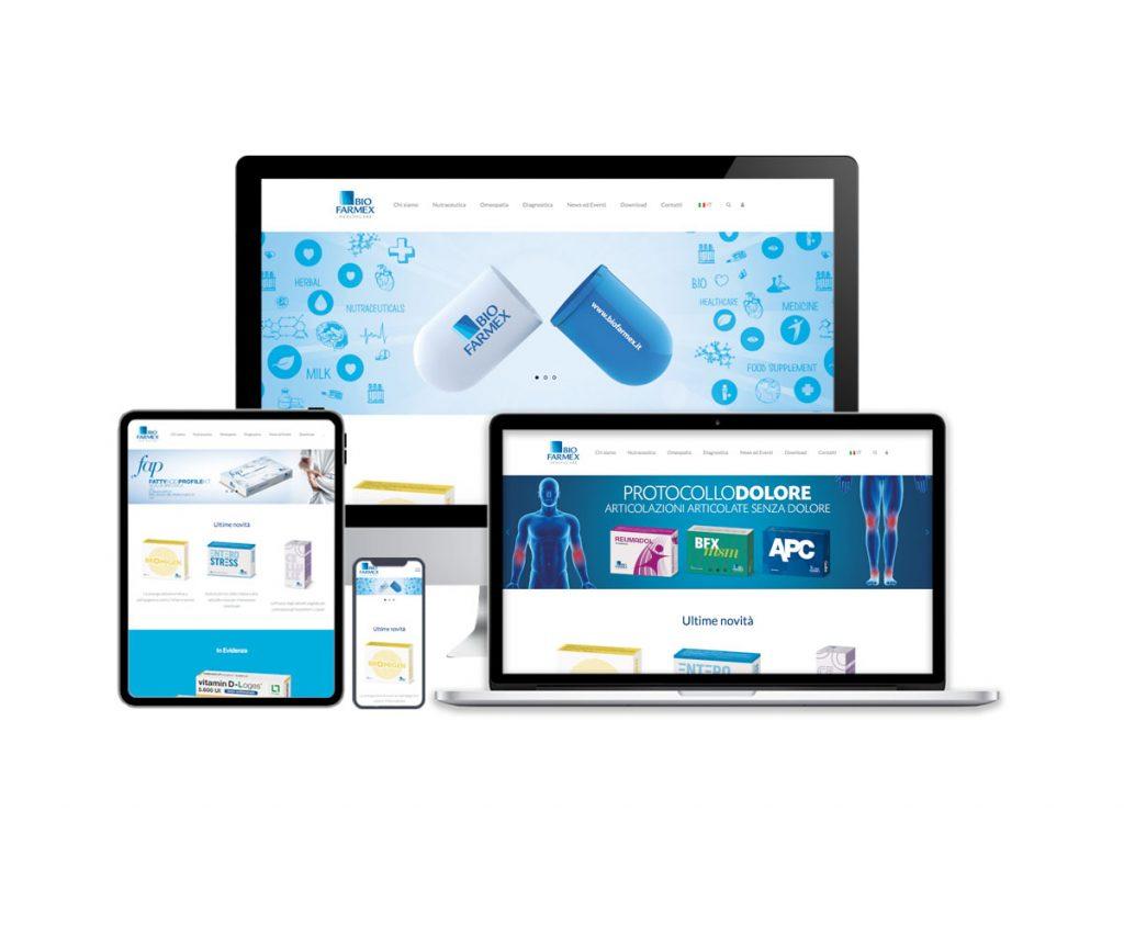 sito web Biofarmex